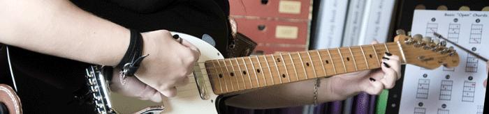 Paul Wood Saffron Walden Guitar Teacher